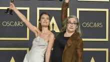 Oscars 2020: All the Brits who won