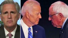 Rep. McCarthy: Biden is 'surrendering to the socialists'