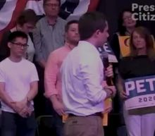 Pete Buttigieg draws from his own experience to tell an 11-year-old how to stand up to a bully