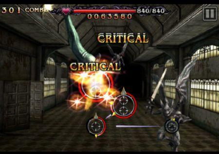 Daily iPhone App: Square Enix's Unreal game is called Demons' Score