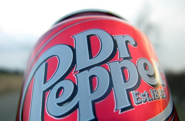 Keurig's soda machine will let you make Dr. Pepper drinks