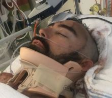 Heroic Father Suffers Severe Injuries While Trying to Save Son From Balcony Fall
