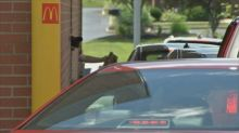 167 drivers pay it forward in McDonald's drive-thru