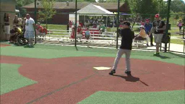 New playing field for special needs children in Cherry Hill