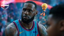 LeBron James reacts to his Space Jam: A New Legacy cover: 'Y'all not ready for this squad!'