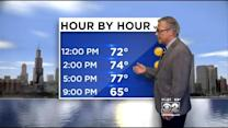 CBS 2 Weather Watch (11AM, June 3, 2015)