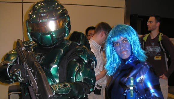 Xbox contest searching for Canada's biggest Halo fan