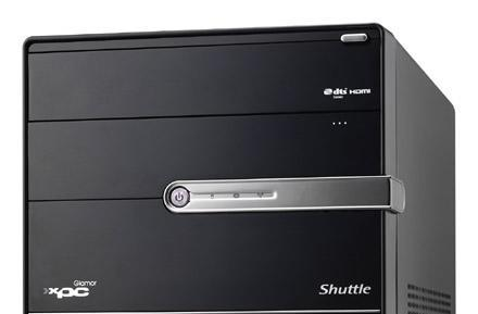 Shuttle's new XPC barebones get hooked up with HDMI and DTS