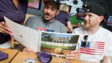 Home Runs for Habitat: Ally Turns All-Stars' Home Runs into Donation for Habitat for Humanity in D.C., Charlotte and Detroit