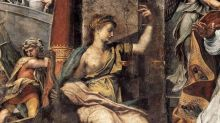 Two lost Raphael paintings discovered in Vatican during fresco restoration
