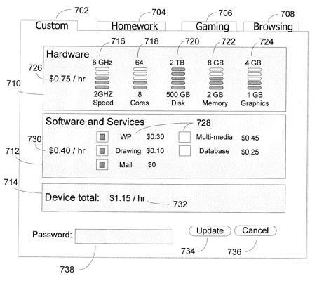 Microsoft patent application hints at pay-as-you-go PCs