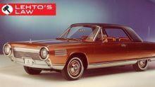 Chrysler's Turbine Car Secretly Used a Ford Part