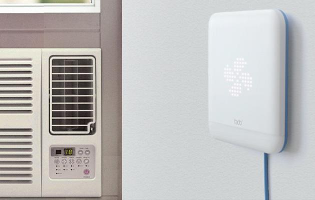 Make your air conditioner modern with Tado's smart thermostat
