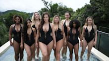 Ashley Graham launches new swim line for her 30th