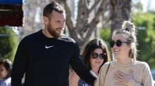 Julianne Hough and Husband Brooks Laich Step Out for Lunch Date amid Rumors of Marriage Troubles