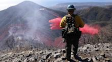 California wildfire season off to hot start with three times more acreage going up in smoke