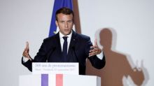 After German election, Macron to set out his vision for Europe