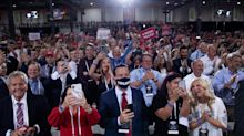 At indoor rallies, Trump puts his supporters' lives at risk