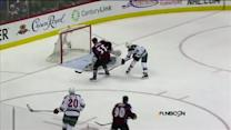 O'Reilly sets up McLeod for SHG on the rush