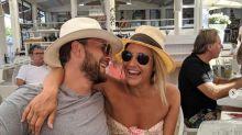 Caroline Flack's Boyfriend Shares Emotional Instagram Post One Month After Love Island Host's Death