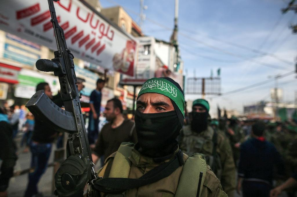 Israel targets Hamas posts in Gaza after border blast