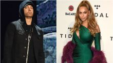 Eminem Reveals Beyoncé Collaboration 'Has Been on My Wish List for a Long Time'