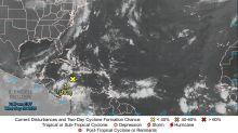 Área de baja presión cerca del sureste de México puede ser depresión tropical