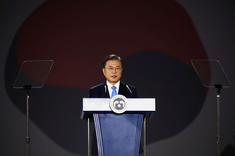 South Korea Marks 75th Anniversary Of Liberation From Imperial Japan, in Seoul