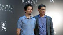 Damien Chazelle y Diego Luna desfilan en la alfombra roja de