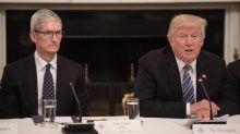 Guerre commerciale: Trump a promis à Tim Cook d'épargner l'iPhone