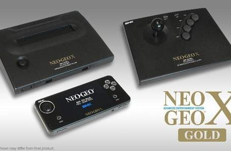 SNK orders Neo Geo X Gold manufacturer to stop producing, selling units and games