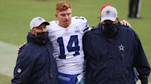 Andy Dalton 'doesn't really remember what happened' on scary hit by Bostic