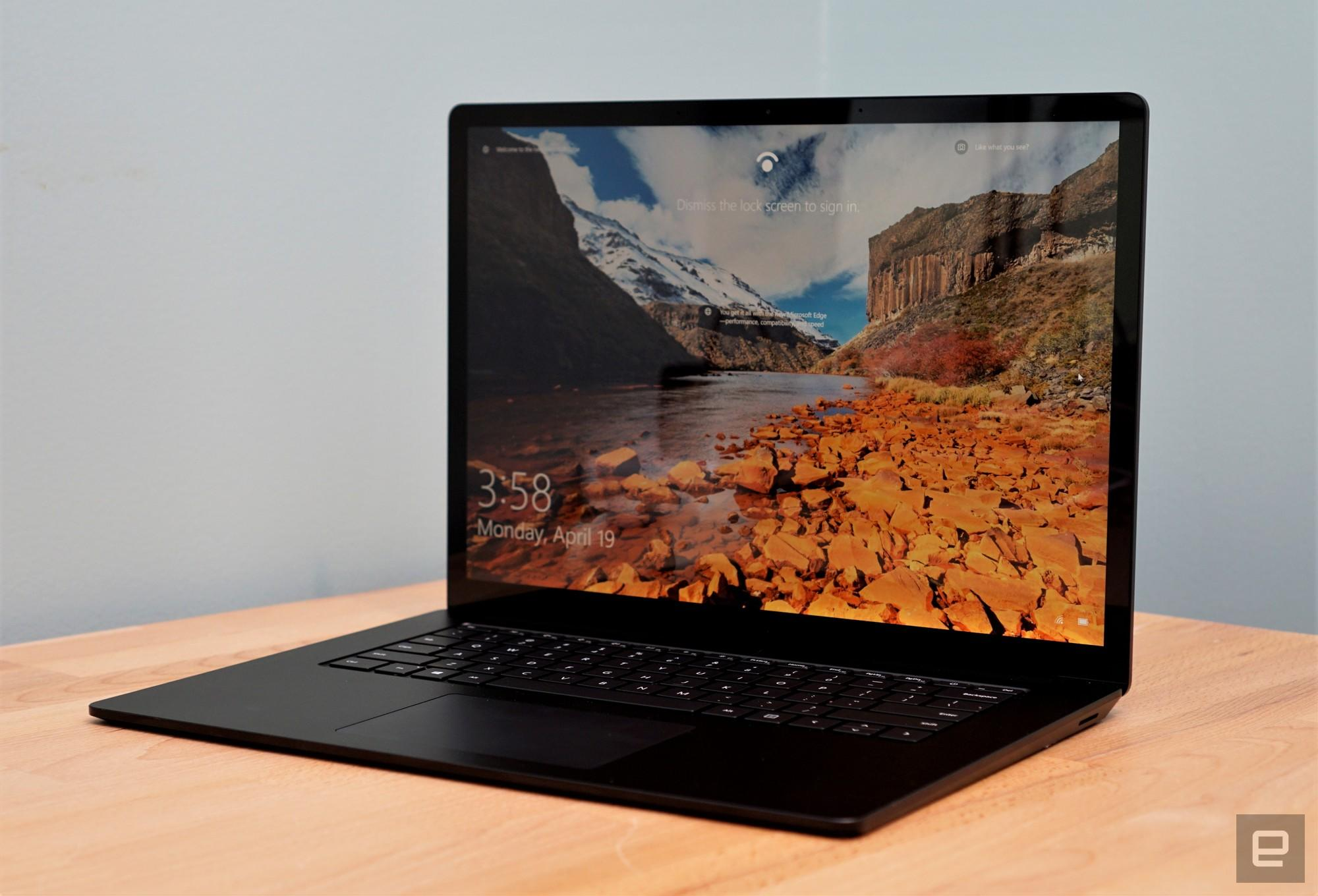 Surface Laptop 4 review (15-inch): A bigger, better ultraportable | Engadget