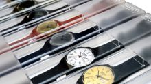 Swatch profits tick lower, hit by strong franc and slow business