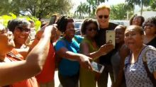 Haitians share opinions about Trump during Conan O'Brien's visit to Haiti