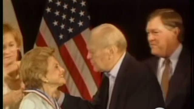 Farewell to Betty Ford