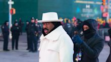 Steve Harvey's New Year's Eve outfit made him look like a cartoon character, according to Twitter