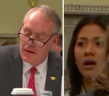 Ryan Zinke To U.S. Rep. Whose Grandparents Were Imprisoned In WWII: 'Konnichiwa!'