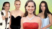 Red Carpet Flashback! Two Decades of Natalie Portman