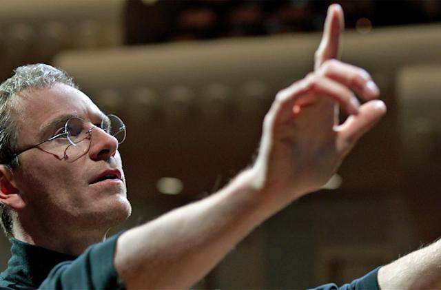 'Steve Jobs' isn't totally accurate, and that's okay