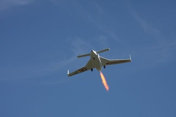 Rocket Racers are go: two aircraft put on a show in Tulsa