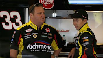 Xfinity Series crew chief Nick Harrison dies