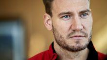 Former Arsenal striker Nicklas Bendtner allegedly arrested after punching taxi driver