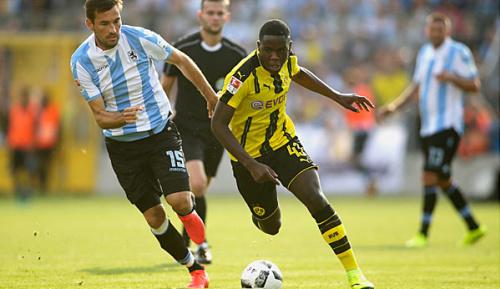 Bundesliga: BVB zieht Kaufoption für Mangala nicht