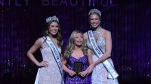 Woman with Down's Syndrome makes history at beauty pageant