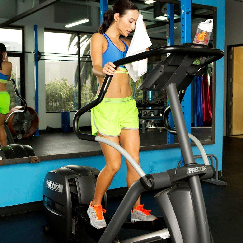3 Effective HIIT Workouts You Can Do On The Elliptical Machine