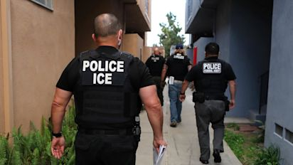 ICE aims to teach civilians about 'targeted arrests'