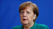 Leading SPD mayors back coalition with Merkel, poll shows