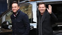 Ant and Dec to miss NTA ceremony as they compete for presenting prize