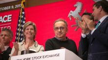 Fiat, Ferrarri close lower after Marchionne's exit, weighing on European stocks